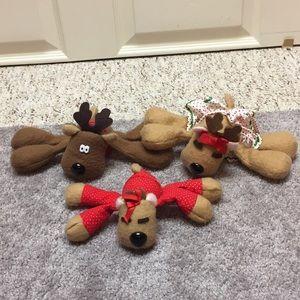 Rodney Rhonda Reindeer Plush